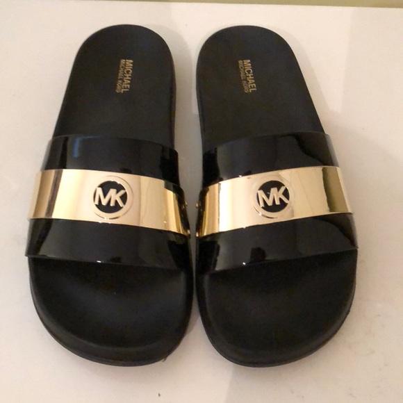 Michael Kors Jett Slide Sandal